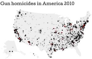 Maps Historic Firearm Diplomacy